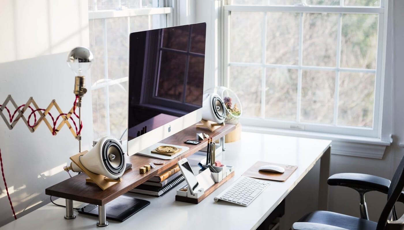 Home Office Desk Setup Ideas