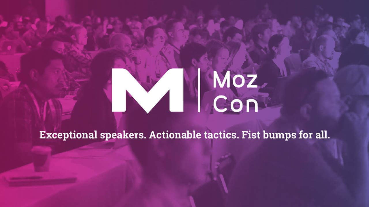MozCon Digital Marketing Conference