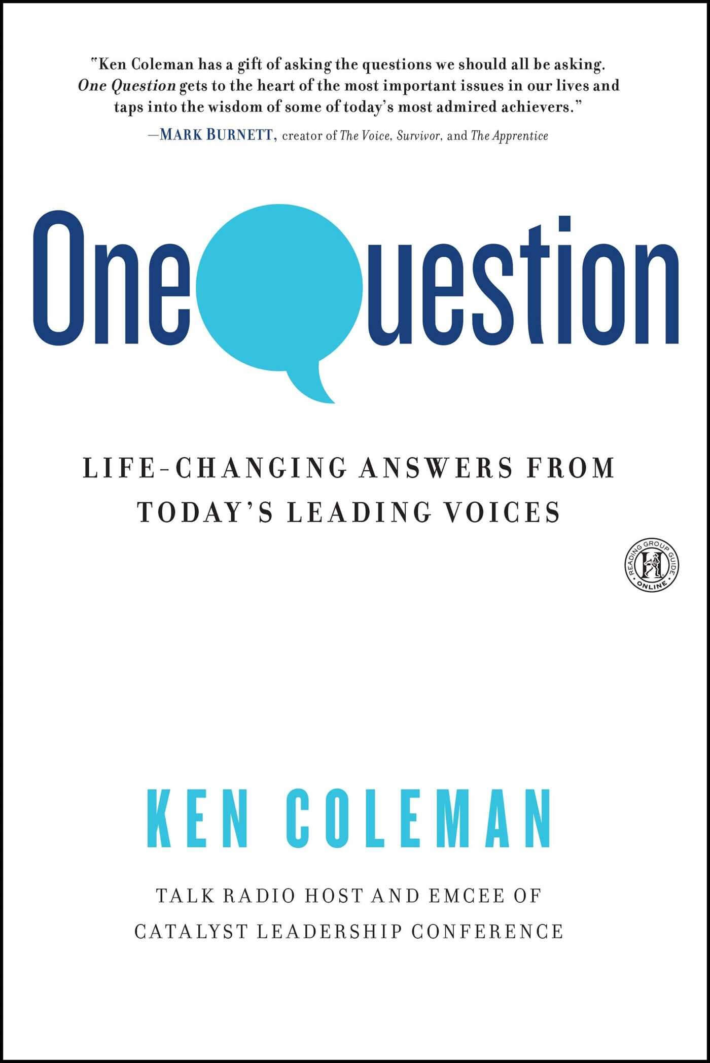One-Question-Life-Changing-Answers-from-Todays-Leading-Voices-Ken-Coleman