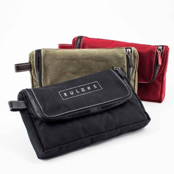 Company-Swag-tchotchkes-Ideas-Branded-Travel-Media-Pouch